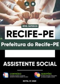 Assistente Social - Prefeitura do Recife-PE