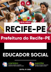 Educador Social - Prefeitura do Recife-PE