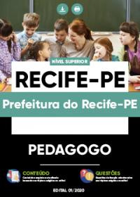 Pedagogo - Prefeitura do Recife-PE