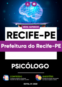 Psicólogo - Prefeitura do Recife-PE