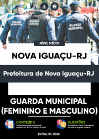Guarda Municipal - Prefeitura de Nova Iguaçu-RJ