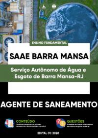 Agente de Saneamento - SAAE Barra Mansa(RJ)
