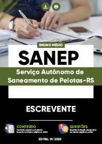 Escrevente - SANEP