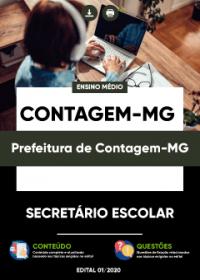 Secretário Escolar - Prefeitura de Contagem-MG