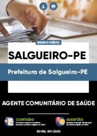 Agente Comunitário de Saúde - Prefeitura de Salgueiro-PE