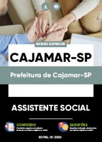 Assistente Social - Prefeitura de Cajamar-SP