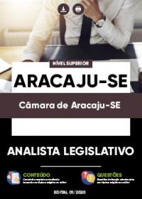 Analista Legislativo - Câmara de Aracaju-SE