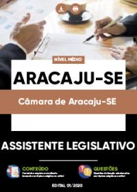 Assistente Legislativo - Câmara de Aracaju-SE
