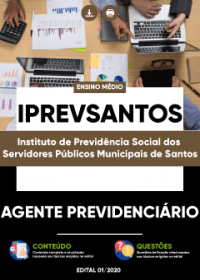 Agente Previdenciário - IPREVSANTOS