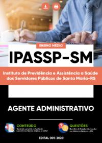 Agente Administrativo - IPASSP-SM
