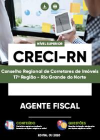 Agente Fiscal - CRECI-RN