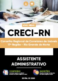 Assistente Administrativo - CRECI-RN