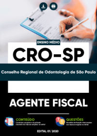 Agente Fiscal - CRO-SP