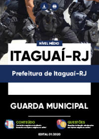Guarda Municipal - Prefeitura de Itaguaí-RJ