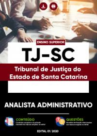 Analista Administrativo - TJ-SC