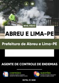 Agente de Controle de Endemias - Prefeitura de Abreu e Lima-PE