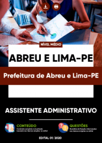Assistente Administrativo - Prefeitura de Abreu e Lima-PE