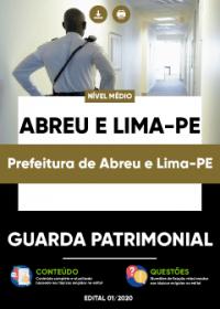 Guarda Patrimonial - Prefeitura de Abreu e Lima-PE