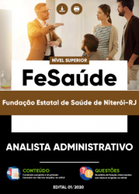 Analista Administrativo - FeSaúde