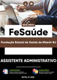 Assistente Administrativo - FeSaúde