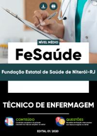 Técnico de Enfermagem - FeSaúde