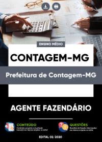 Agente Fazendário - Prefeitura de Contagem-MG