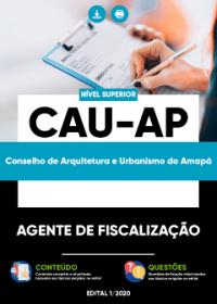 Agente de Fiscalização - CAU-AP