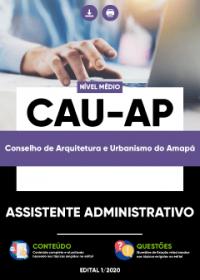 Assistente Administrativo - CAU-AP