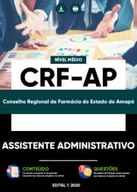 Assistente Administrativo - CRF-AP