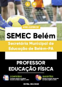 Professor - Educação Física - SEMEC Belém