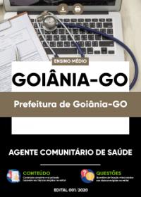 Agente Comunitário de Saúde - Prefeitura de Goiânia-GO