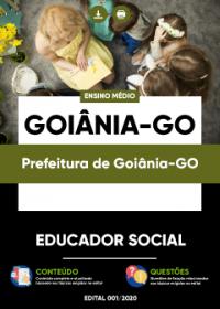 Educador Social - Prefeitura de Goiânia-GO