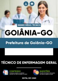 Técnico de Enfermagem Geral - Prefeitura de Goiânia-GO