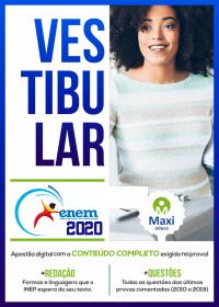 ENEM (Exame Nacional do Ensino Médio) - 2020