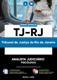 Analista Judiciário - Especialidade: Psicólogo - TJ-RJ