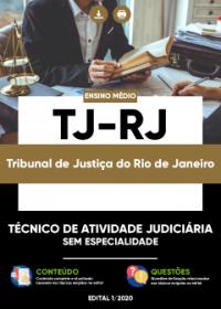 Técnico de Atividade Judiciária - Sem Especialidade - TJ-RJ