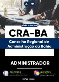 Administrador - CRA-BA