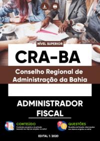 Administrador Fiscal - CRA-BA