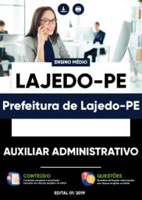 Auxiliar Administrativo - Prefeitura de Lajedo-PE