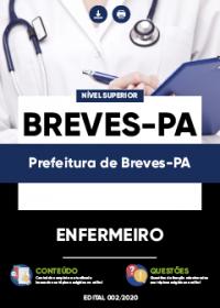 Enfermeiro - Prefeitura de Breves-PA