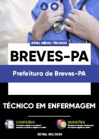 Técnico em Enfermagem - Prefeitura de Breves-PA