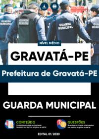 Guarda Municipal - Prefeitura de Gravatá-PE