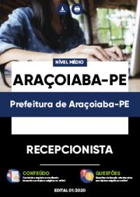 Recepcionista - Prefeitura de Araçoiaba-PE