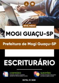 Escriturário - Prefeitura de Mogi Guaçu-SP