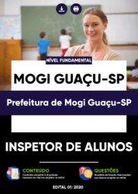 Inspetor de Alunos - Prefeitura de Mogi Guaçu-SP