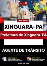 Agente de Trânsito - Prefeitura de Xinguara-PA