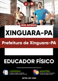 Educador Físico - Prefeitura de Xinguara-PA