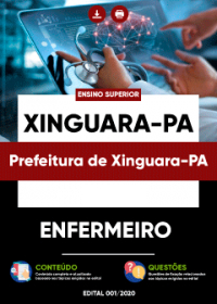 Enfermeiro - Prefeitura de Xinguara-PA
