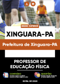 Professor de Educação Física - Prefeitura de Xinguara-PA