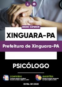 Psicólogo - Prefeitura de Xinguara-PA